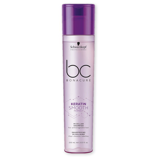 Picture of SCHWARZKOPF BC KERATIN SMOOTH PERFECT SHAMPOO 250ML