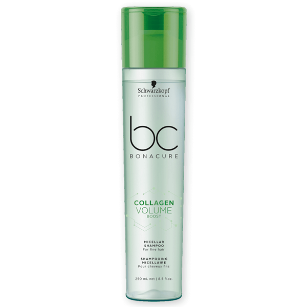 Picture of SCHWARZKOPF BC COLLAGEN VOLUME BOOST SHAMPOO 250ML