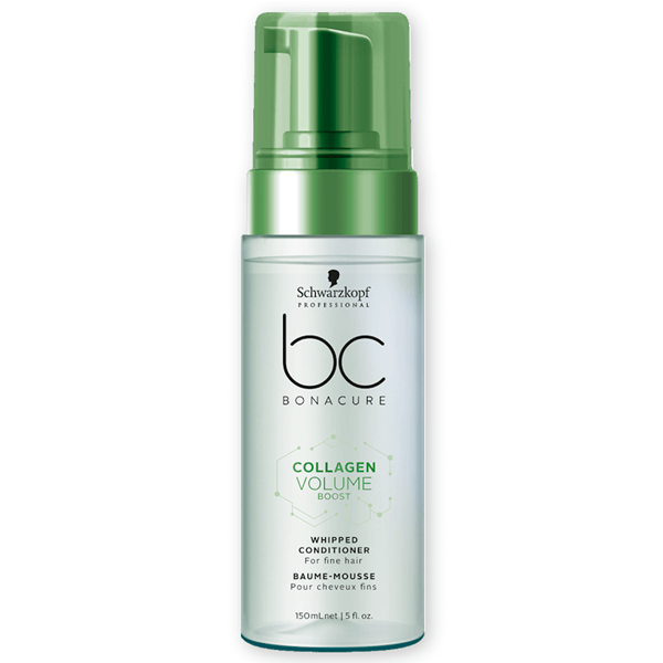Picture of SCHWARZKOPF BC COLLAGEN VOLUME BOOST EMULSÃO CONDICIONADORA 150ML