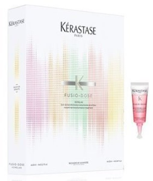Picture of Kérastase Fusio Dose Homelab BOOSTER BRILLANCE 4x6ml