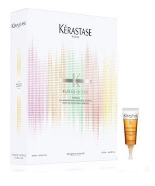 Picture of Kérastase Fusio Dose Homelab BOOSTER NUTRITION 4x6ml