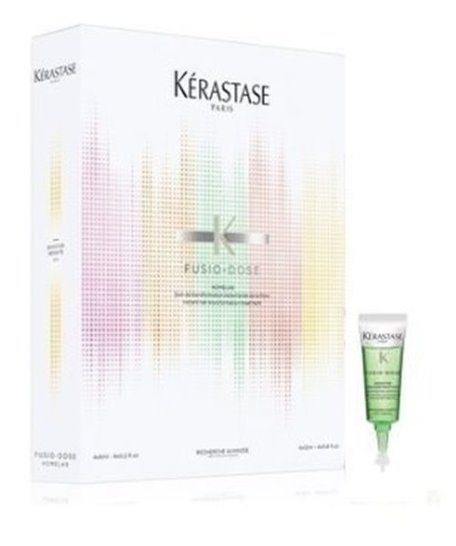 Picture of Kérastase Fusio Dose Homelab BOOSTER RECONSTRUCTION 4x6ml