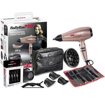 Imagens de Babyliss Rapido Professional Hairstyle Box