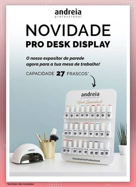 Picture of Andreia Desk Display