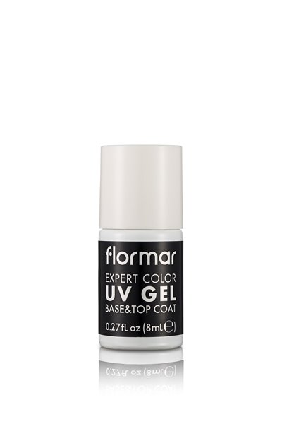 Picture of  FLORMAR EXPERT CLR UV TOP & BASE COAT