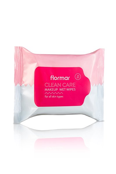 Picture of MAQUILHAGEM FLORMAR CARE MAKE-UP WET WIPES