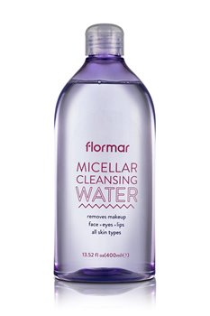 Imagens de MAQUILHAGEM FLORMAR SKIN CARE MICELLAR CLEANSING WATER