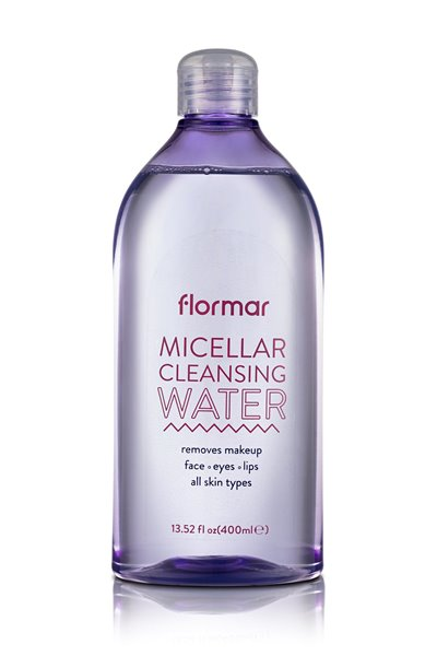 Picture of MAQUILHAGEM FLORMAR SKIN CARE MICELLAR CLEANSING WATER