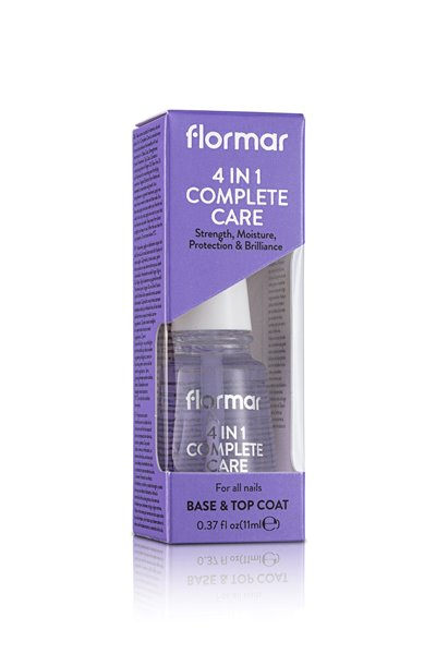 Picture of MAQUILHAGEM FLORMAR NAIL CARE 4 IN 1 COMPLETE