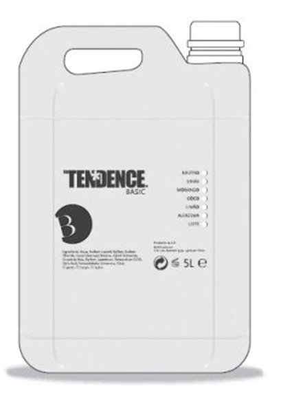Picture of TENDENCE BASIC SHAMPO NEUTRO 5 LITROS