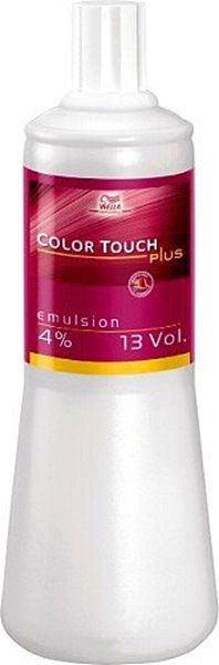 Picture of wella Em. Color Touch Plus 4% 1000 ml