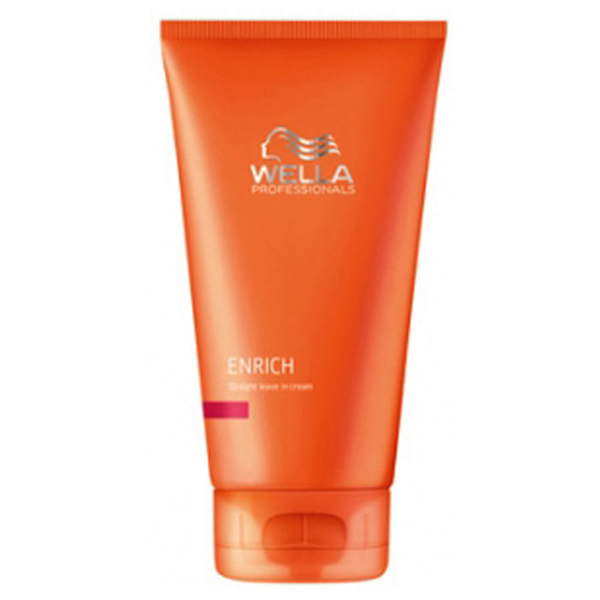 Picture of WELLA INVIGO STRAIGHT LEAVE IN CREAM 150ML
