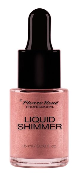 Picture of Pierre René Liquid Shimmer 01 Champagne