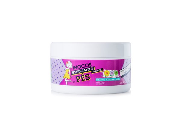 Picture of Inocos Esfoliante de Pés Pumice 500ML