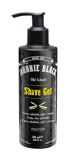 Picture of Johnnie Black Shave Gel 180ML