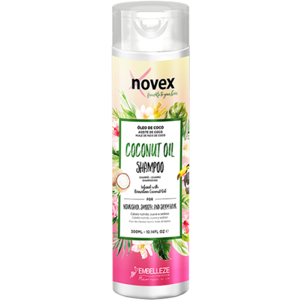 Picture of Novex Shampoo Óleo de Coco 300ml