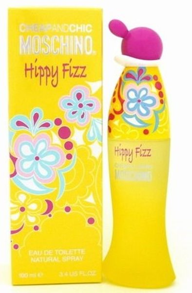 Picture of Moschino Cheap and Chic Hippy Fizz eau de toilette natural spray 50ml