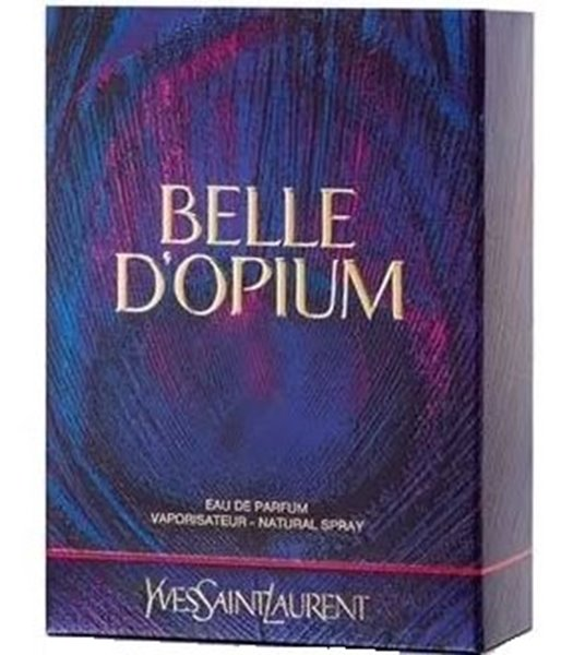Picture of Yves Saint Laurent Belle D'Opium eau de parfum vaporisateur  50ml