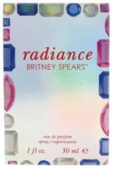 Picture of Britney Spears Radiance eau de parfum spray vaporisateur 30ml