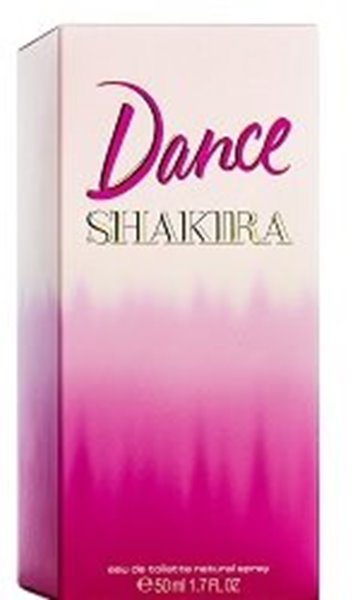 Picture of Shakira Dance eau de toilette natural spray 50ml 50ml