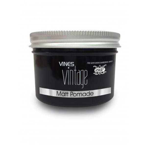 Picture of VINES VINTAGE MATT POMADE 125ML