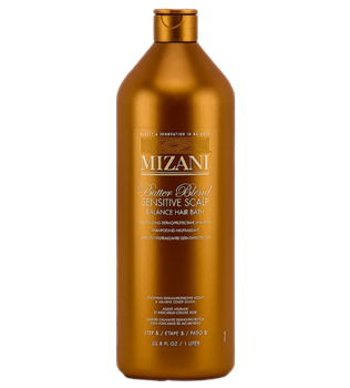 Imagens de Mizani Butter Blend Hair Bath Neutral Shampoo 1000ml T