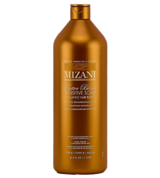 Picture of Mizani Butter Blend Hair Bath Neutral Shampoo 1000ml T