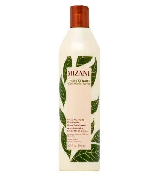 Picture of Mizani True Texture Cream Cleansing Conditioner 16.9OZ