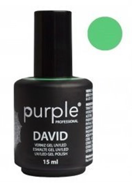 Picture of Purple Verniz Gel David 15 ml