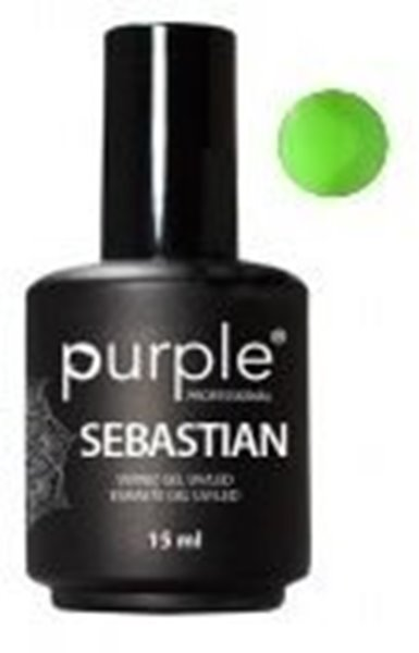 Picture of Purple Verniz Gel Sebastian 15 ml