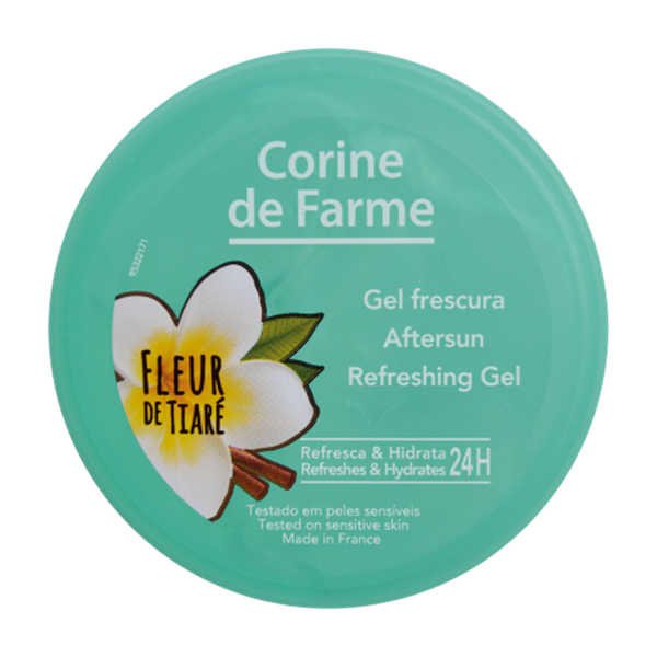 Picture of Corine de Farme Gel Frescura After Sun 150ml