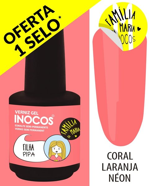 Picture of Verniz Gel Inocos Filha Pipa 15ml