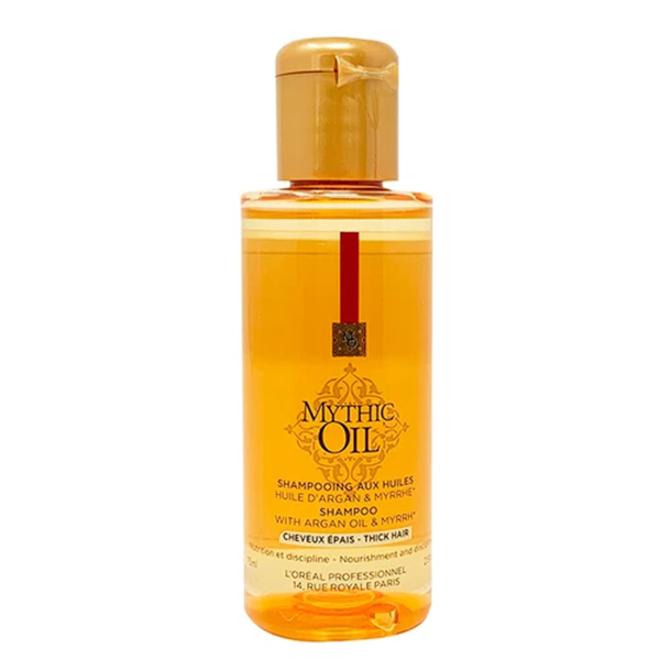 Picture of Shampoo Mythic Oil Thick 75ml Travel Size