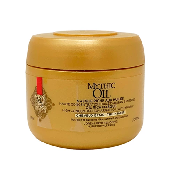 Picture of Máscara Mythic Oil 75ml Travel Size