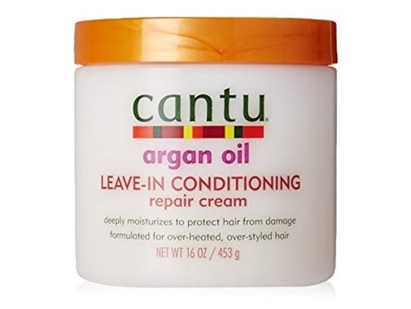 Picture of Cantu Argan Oil Leave-In Conditioner 16oz
