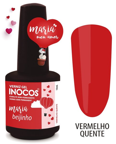 Picture of Verniz Gel Inocos Maria Beijinho 15ml