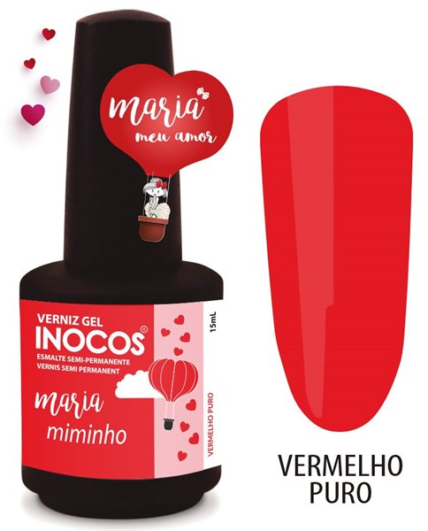 Picture of Verniz Gel Inocos Maria Miminho 15ml