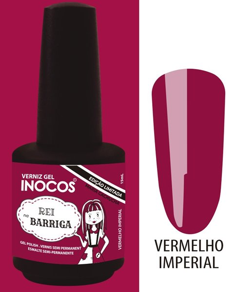 Picture of Verniz Gel Inocos Rei na Barriga 15ML