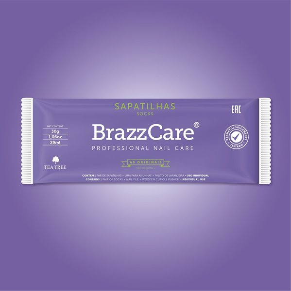 Picture of BrazzCare Balbcare Sapatilhas