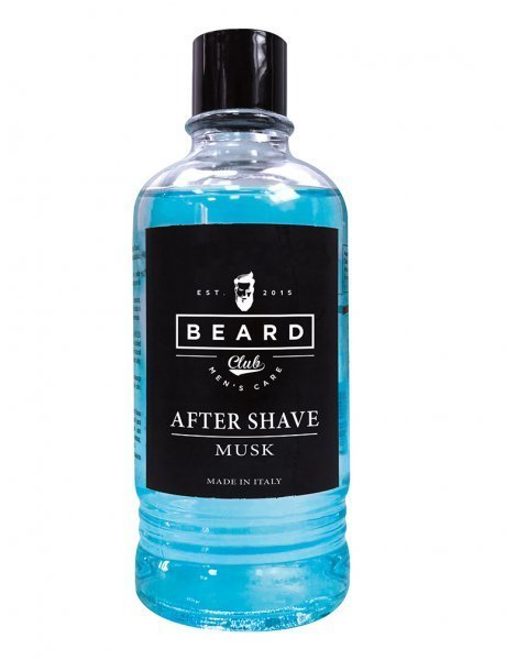 Picture of Beard Club After Shave Musk 400ML