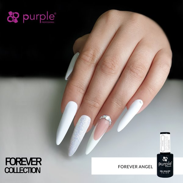 Picture of Purple Verniz Gel Forever Angel 10 ml Ref. P2035