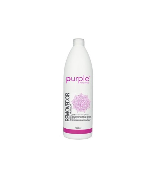 Picture of Purple Removedor Verniz Morango 1L