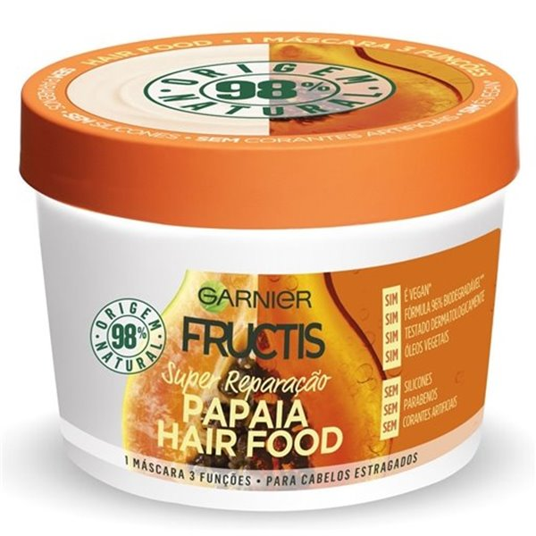 Picture of Fructis Máscara Hair Food Papaia 390ml