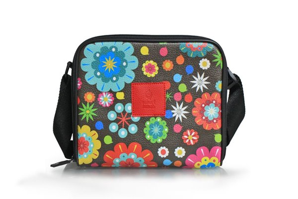 Picture of SmartBag OntheGo - Flower Power by Smartlunch