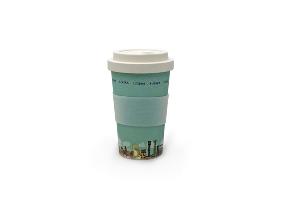 Picture of Smart Eco Cup - Skyline (ECUP_SK) by Smartlunch