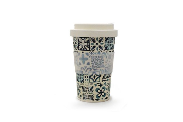 Picture of Smart Eco Cup - Tiles (ECUP_TT) by Smartlunch