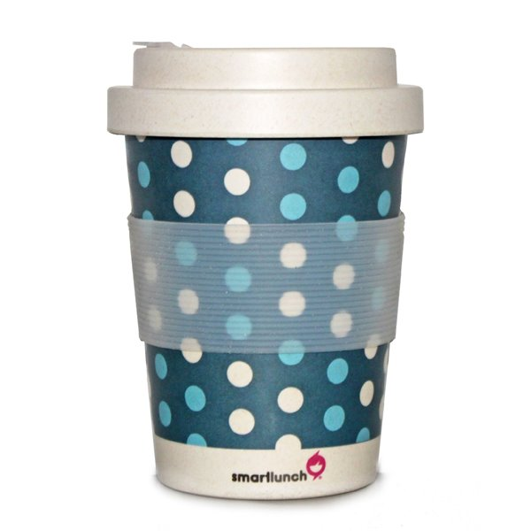 Picture of Smart Eco Cup - Polka Dot (ECUP_PD) by Smartlunch