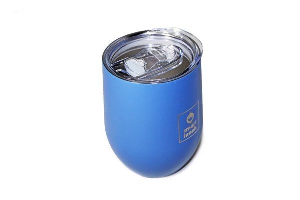 Picture of SmartMug Stainless Steel 350ml - Blue by Smartlunch