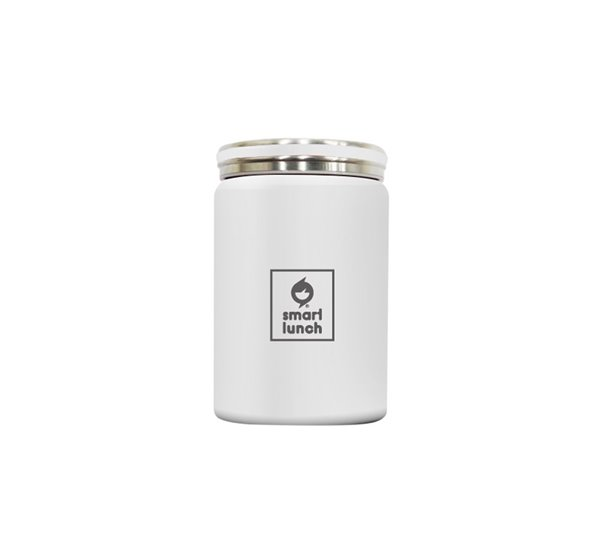 Picture of Smart Vacuum FoodJar 500ml - White by Smartlunch
