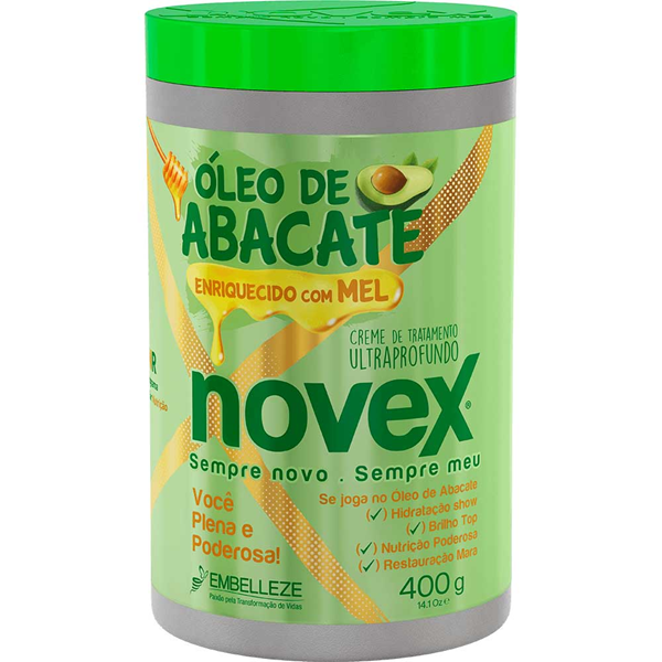 Picture of Novex Abacate Máscara 400ml